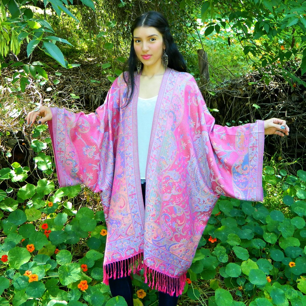 3 Step Kimono DIY from Mark Montano