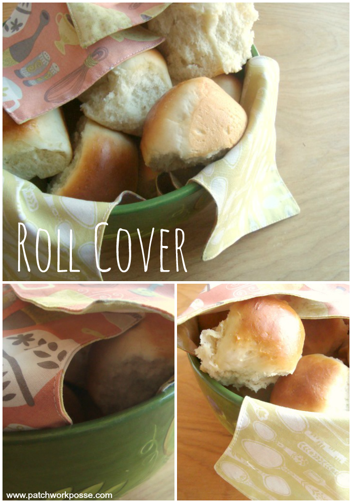 Bread Basket Cover from Patchwork Posse