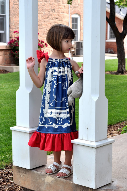 Pillowcase Dresses from Aesthetic Nest