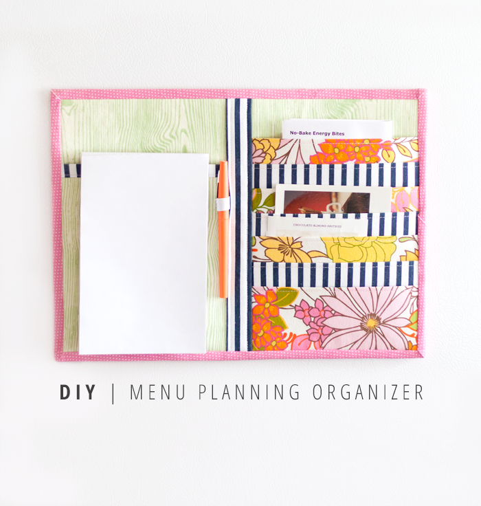 Menu Planner and Organizer from LGB Studio