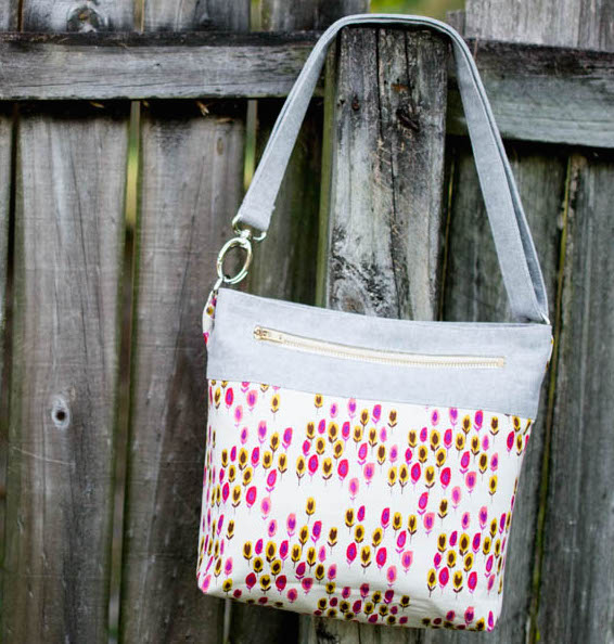 9f742fd3b Free Sewing Patterns for Bags and Totes — SewCanShe   Free Sewing ...