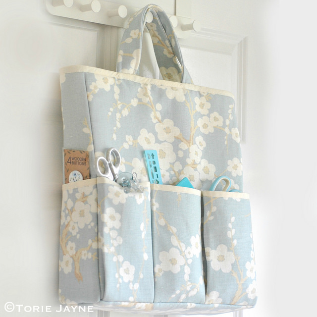 CRAFT ORGANIZER BAG from Torie Jayne