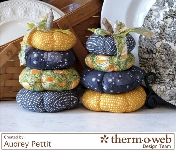 Pumpkin Stacks  from Therm O Web