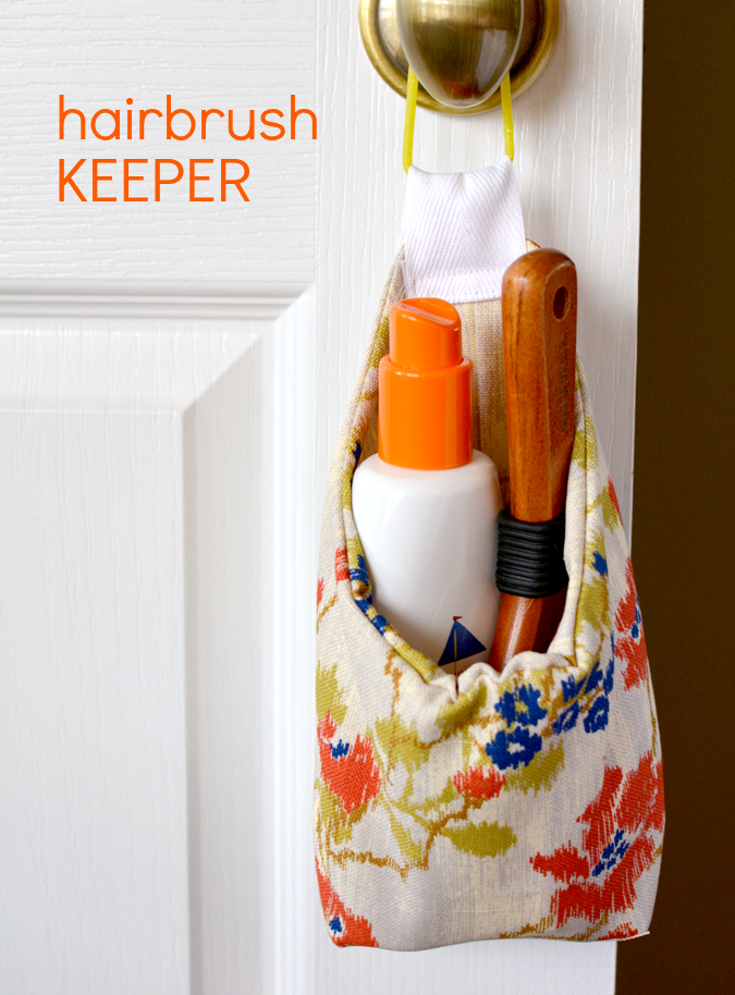 HAIRBRUSH KEEPER from Crafterhours