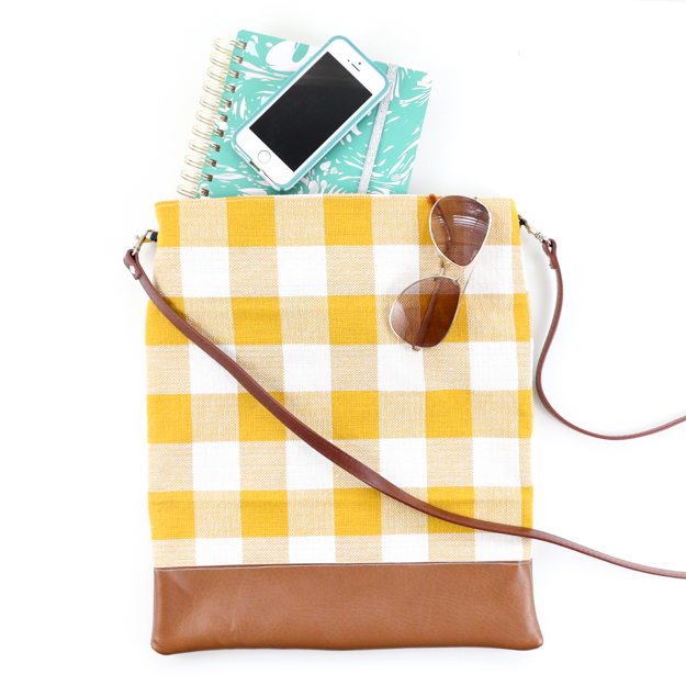 Plaid Crossbody Bag from A Calico Chic Life