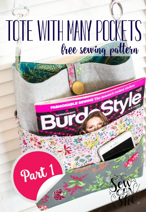 Sewing/crafts - Magazine cover