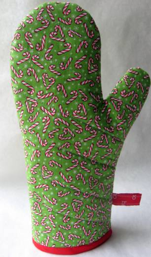OVEN MITT PATTERN from Skip to my Lou