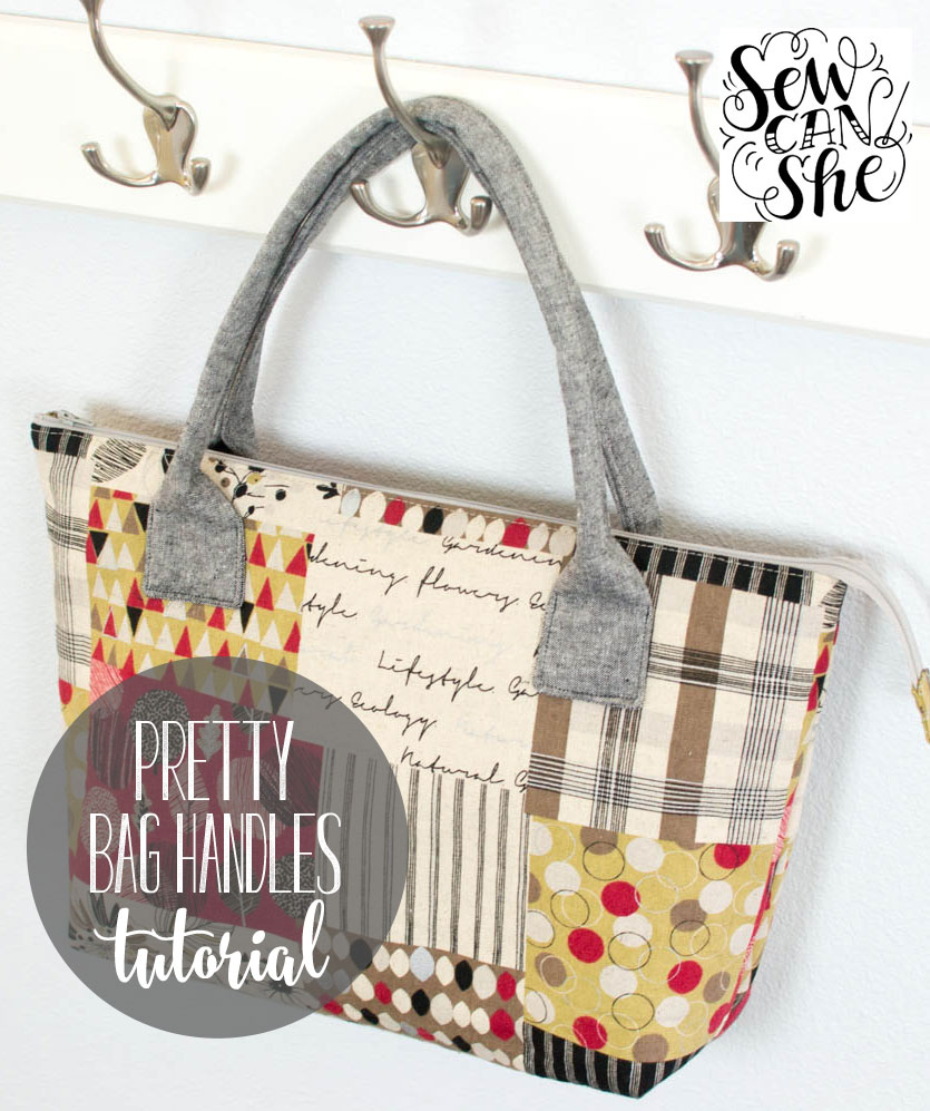 how to clean fabric handbags