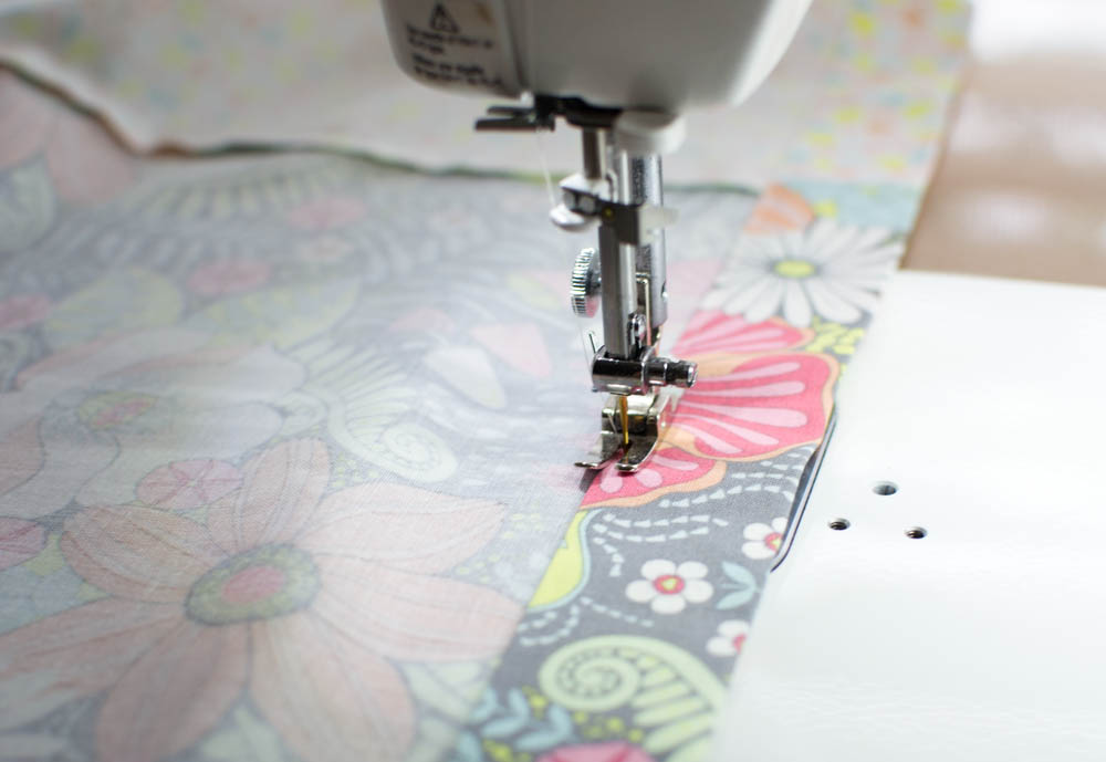 Press And Sew A 1 2 Hem At The Top Of Curtain Eyelets Or Grommets Will Be Centered Within This
