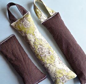 Therapeutic Rice Bags from Much Ado About Nothing