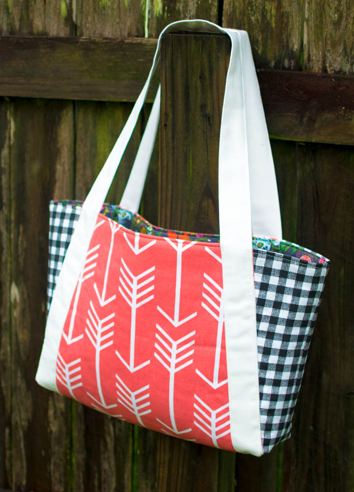 14 Free Tote Bag Patterns You Can Sew In A Day Plus