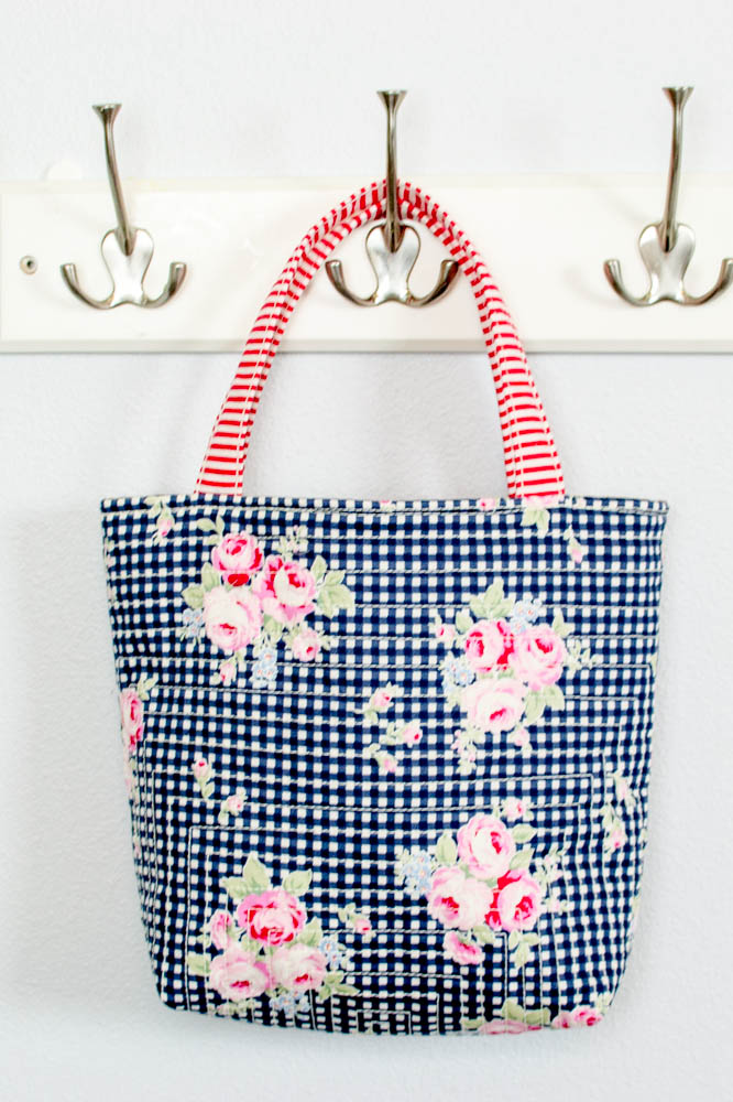 14+ Free Tote Bag Patterns You Can Sew in a Day! (plus tips to ...