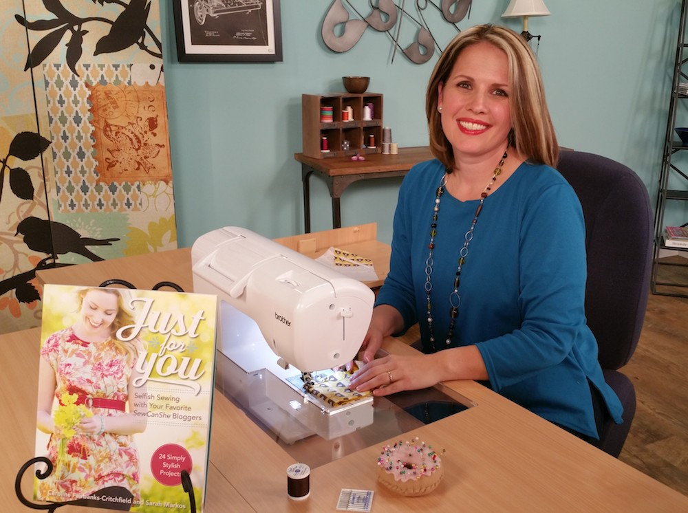 See me on It\'s Sew Easy TV this week! — SewCanShe | Free Sewing ...