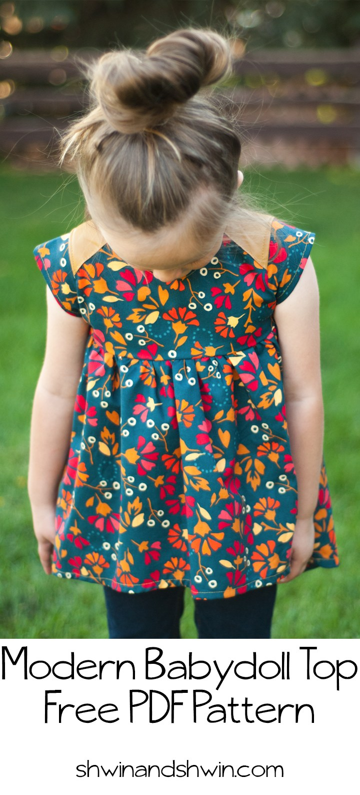 Modern Baby Doll Top from Schwin & Schwin