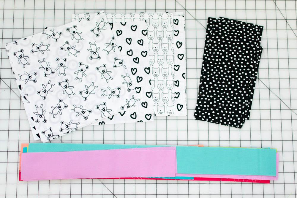 DIY Washable Coloring Book Sewing Tutorial