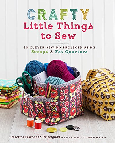 crafty little things to sew from fat quarters