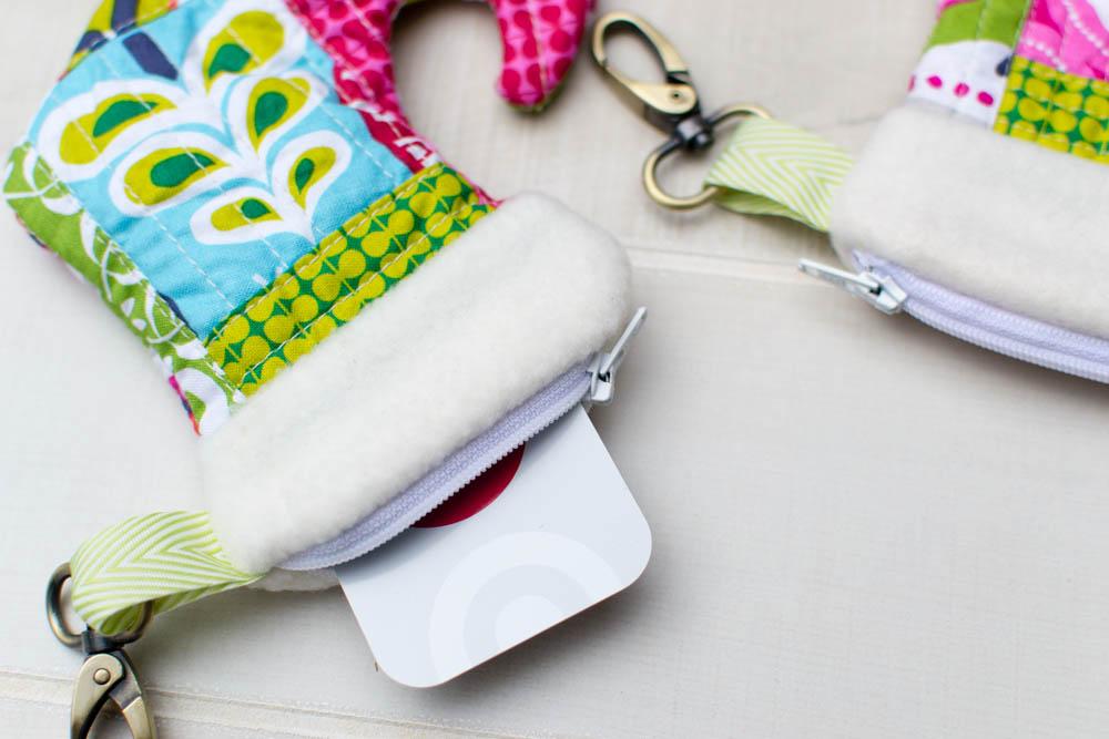 holiday zipper pouch gift card holder.jpg