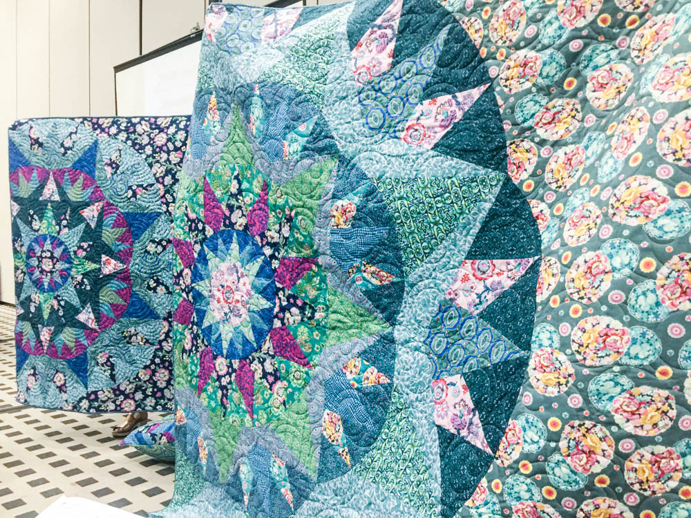 Quilt Market 2017 Highlights Including Tula Pink Sewcanshe