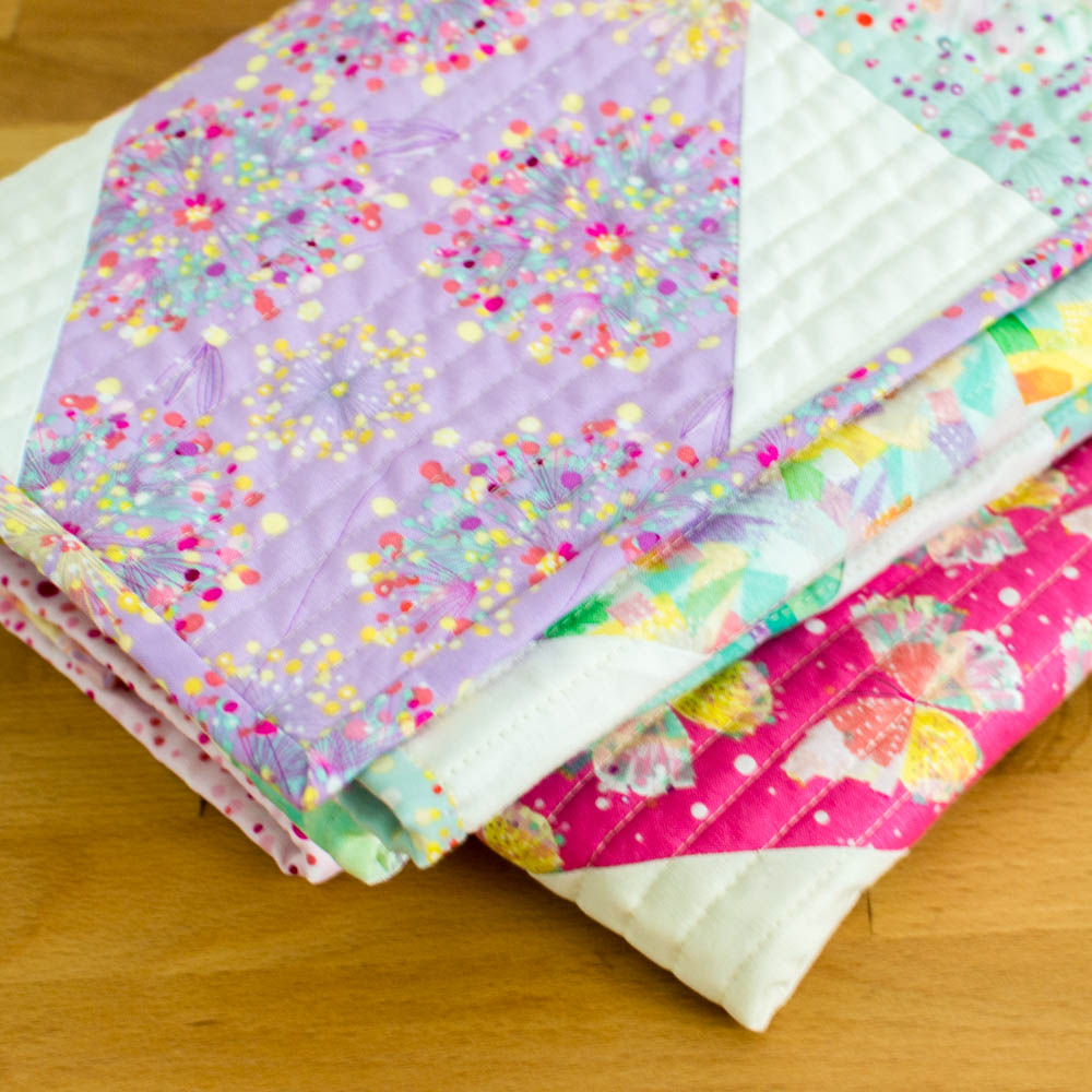 Fat Quarter Fancy - Free Quilt Pattern using 9 Fat Quarters ... : easy quilt patterns using fat quarters - Adamdwight.com