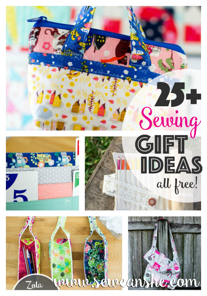small craft ideas for gifts 25 easy sewing gift ideas to make you everyone s favorite 7155