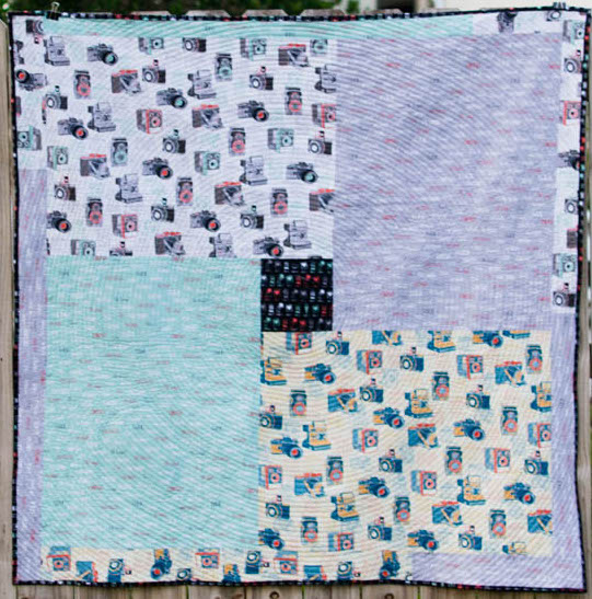Make the Say Cheese Quilt! {free pattern} — SewCanShe | Free ... : sandwich quilt instructions - Adamdwight.com
