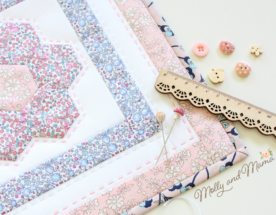 Flora Mini Quilt by Molly and Mama - 9.jpg