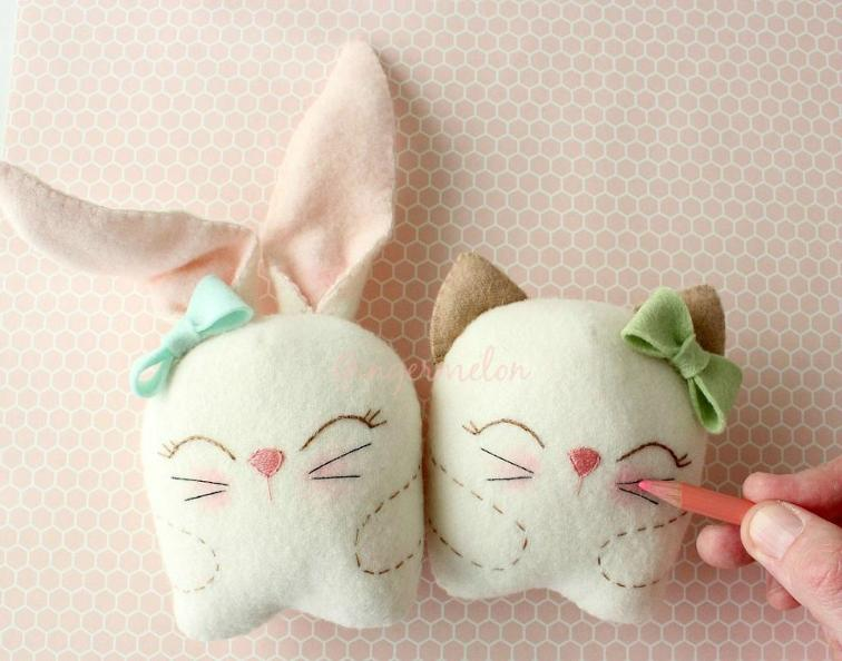 20 Free Sewing Patterns With Bunnies Sewcanshe Free