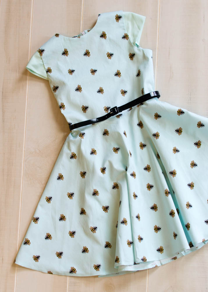 Add a DIY Sleeve to Any Dress! {free sewing tutorial} — SewCanShe ...