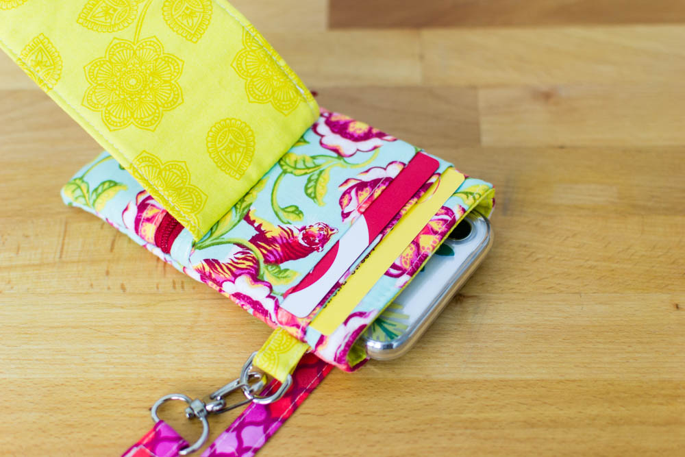Colorful Free Wallet Patterns To Sew Illustration - Blanket Knitting ...