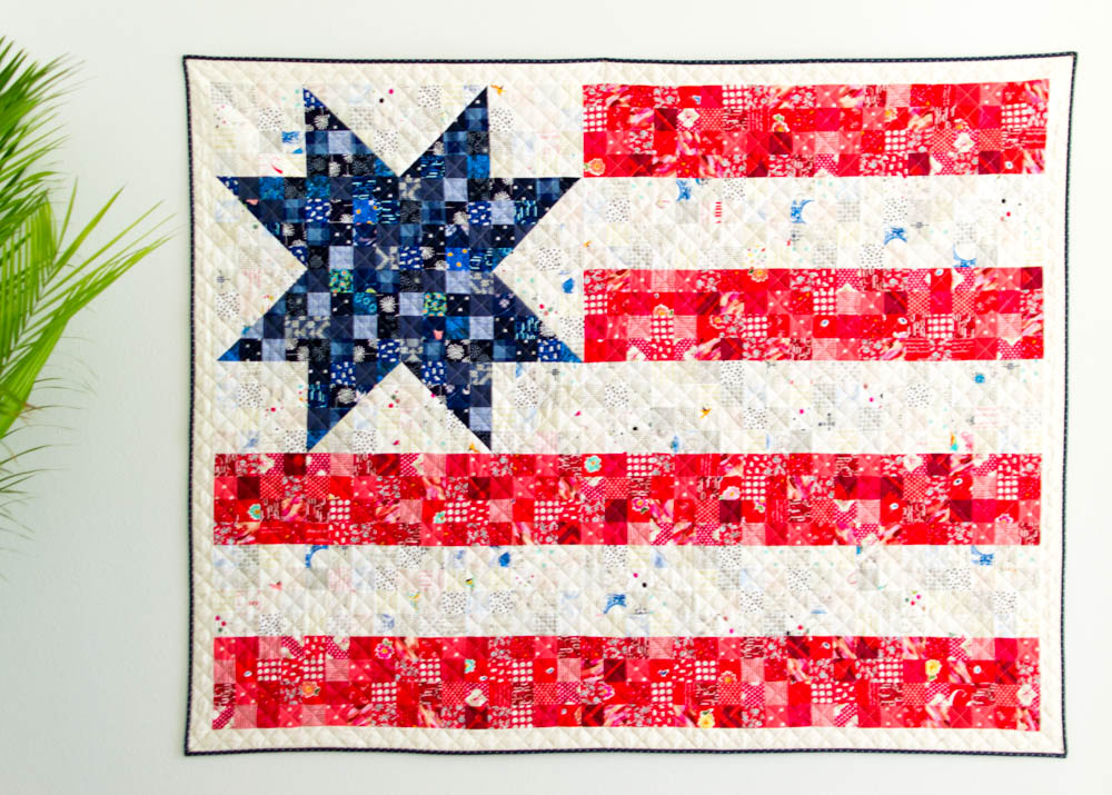 Dear Miss Betsy A Patriotic Quilt For Lovers Sewcanshe Free