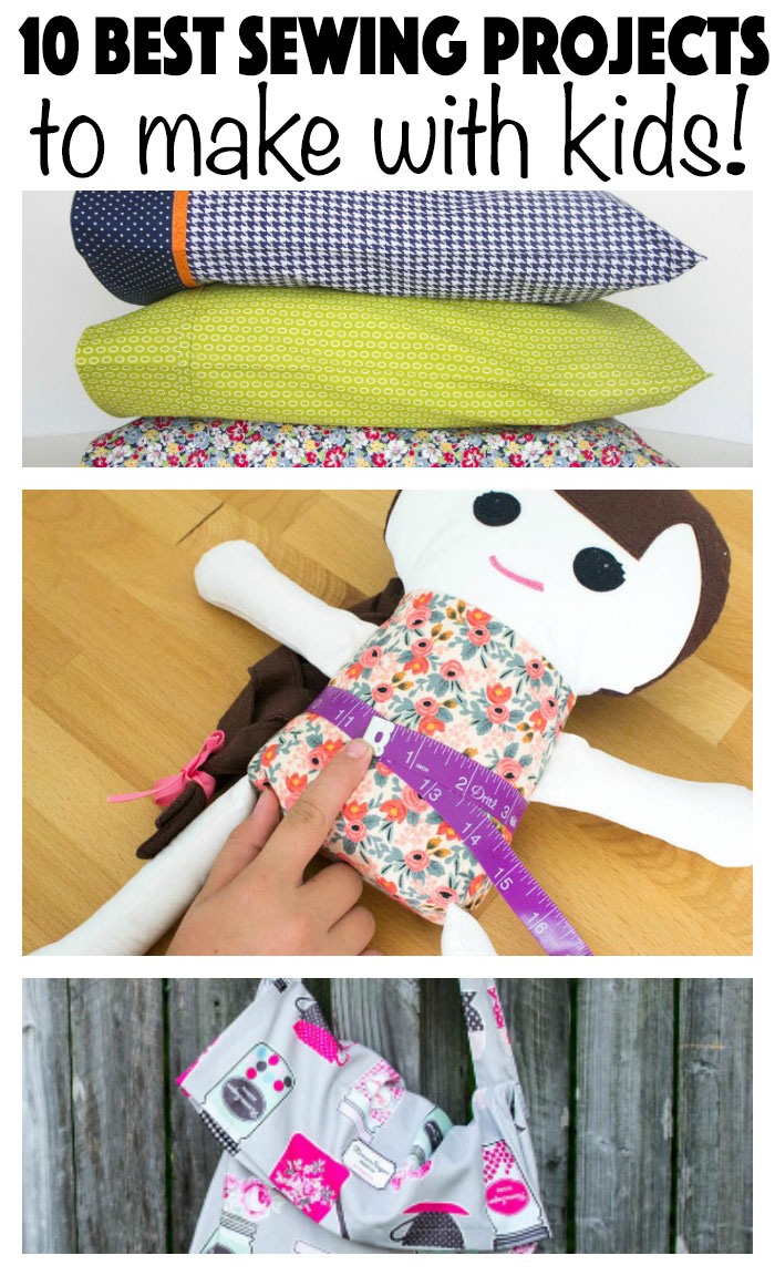 The 10 Best Sewing Projects for Kids — SewCanShe  21912f799f901