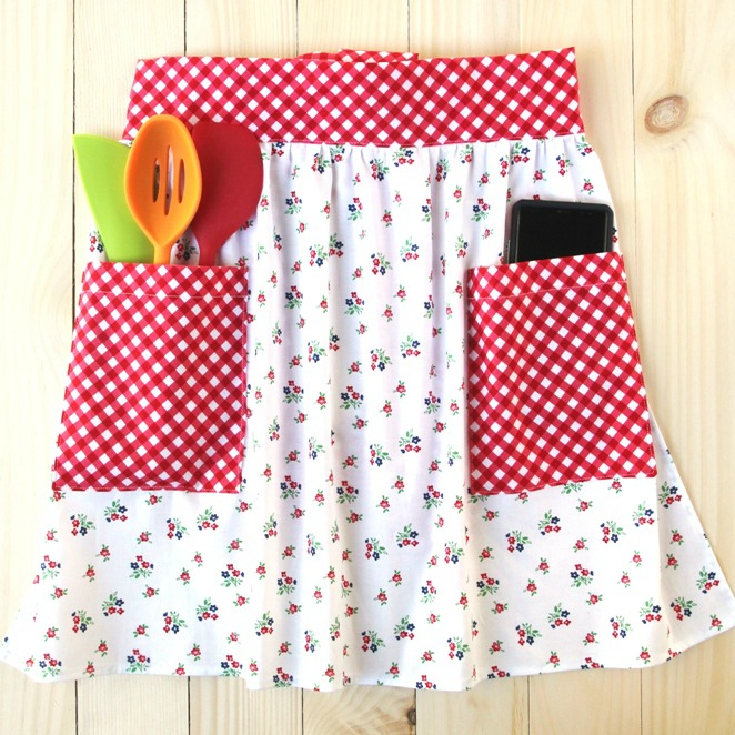 Patch Pocket Apron by Crafty Staci for SewCanShe 5h.jpg