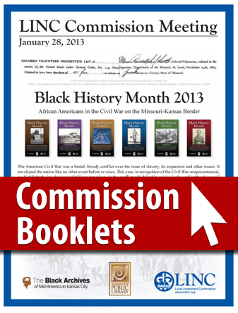 Download LINC Commission booklets.