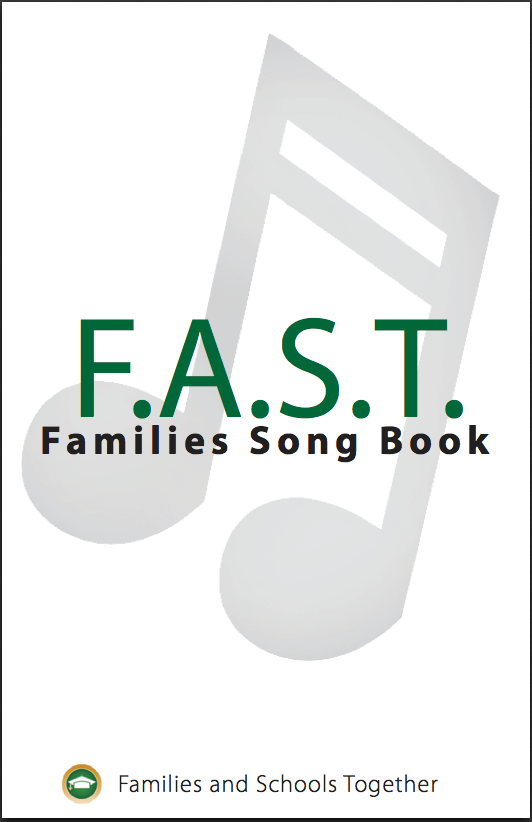 Printable booklet containing F.A.S.T. song and nursery rhymes.      Download