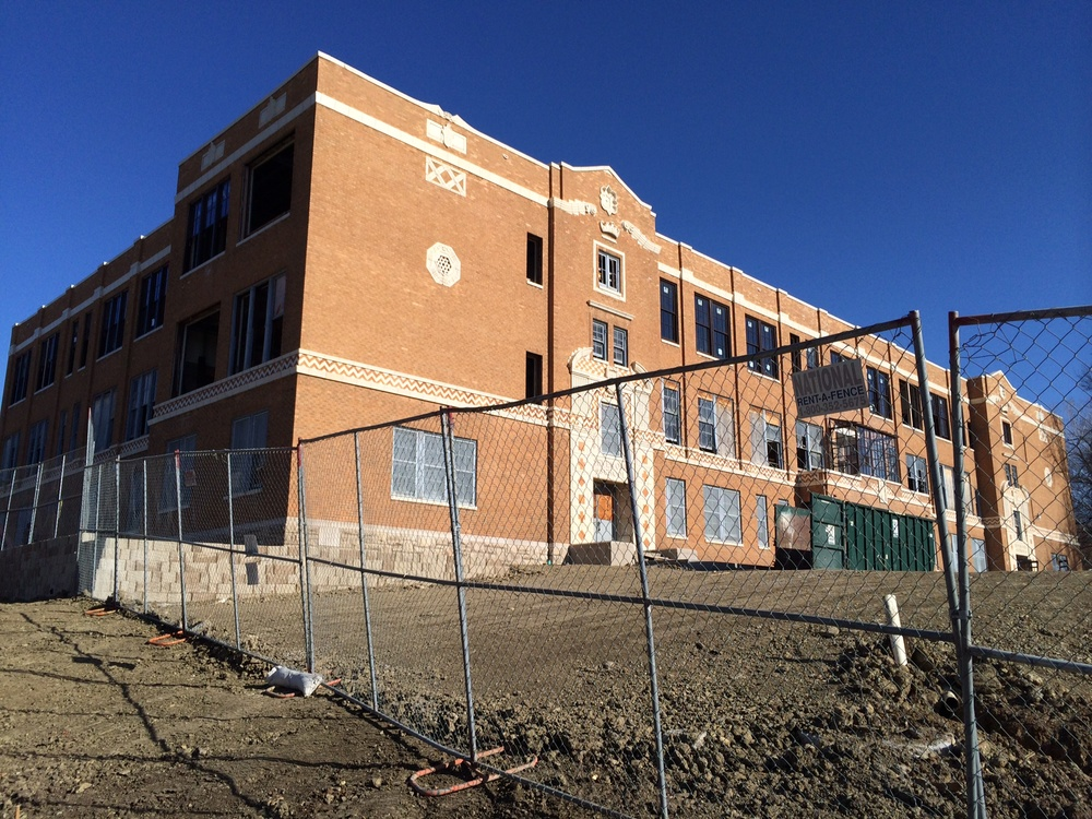 Seven Oaks Elementary is being converted into affordable senior housing