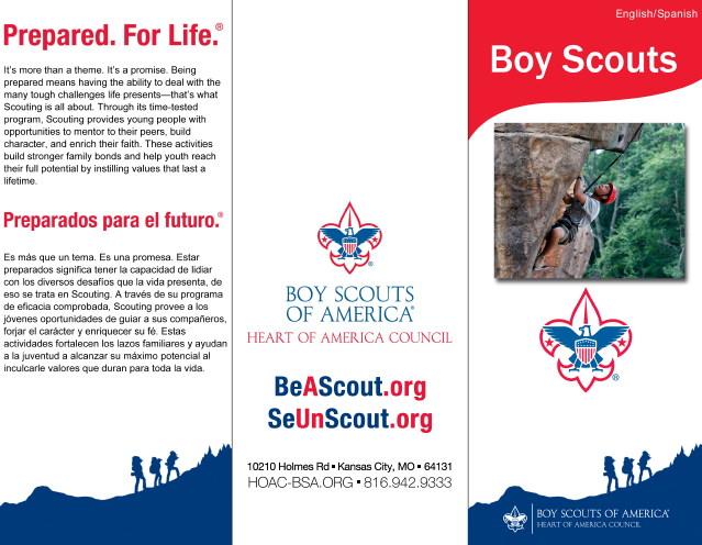Bilingual B.S.A. brochure. Download here.