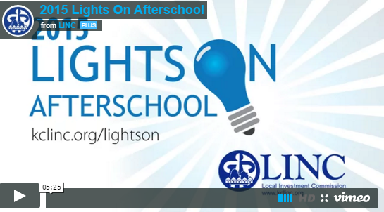 Video: 38 Schools Celebrate Community During Lights On Afterschool U2014 Local  Investment Commission