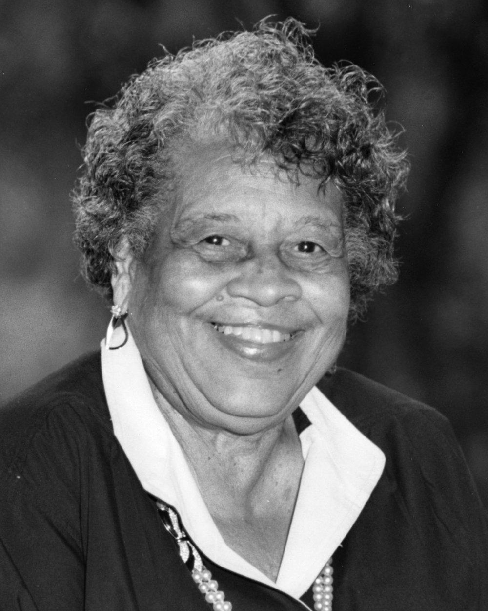 Mildred Carter