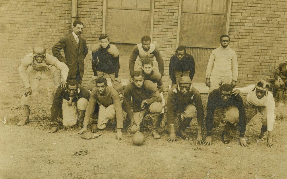 Hugh O. Cook - Football Squad