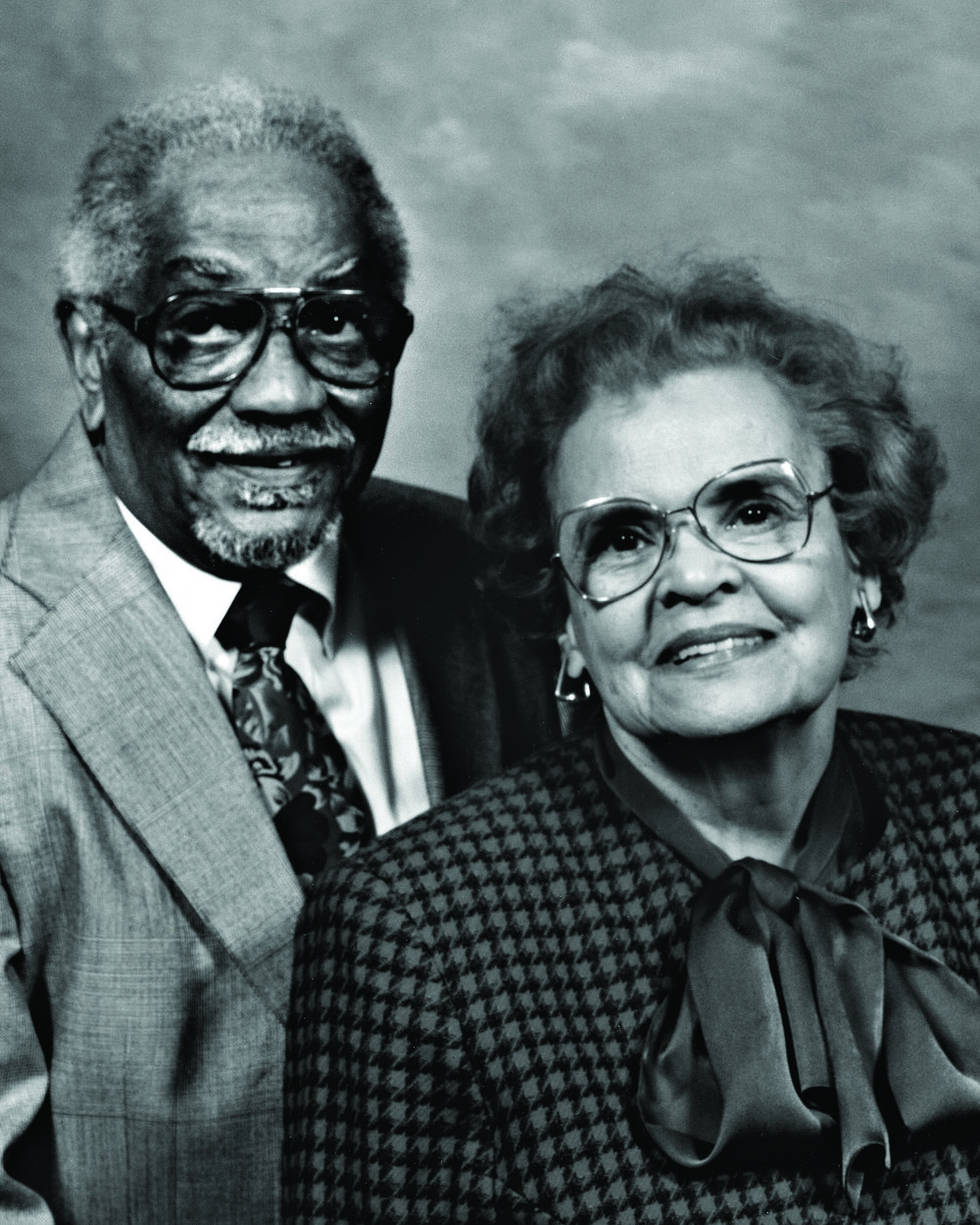 Herman and Dorothy Johnson