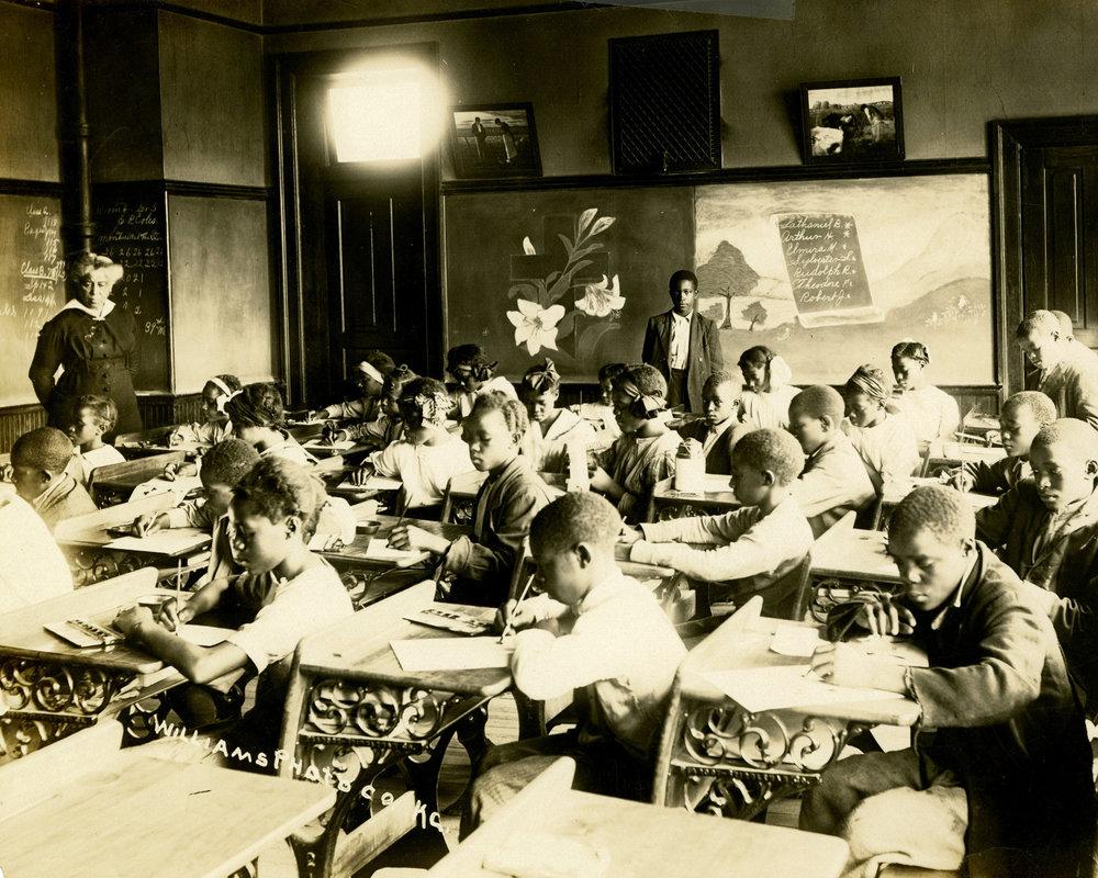 Classroom of Anna H. Jones