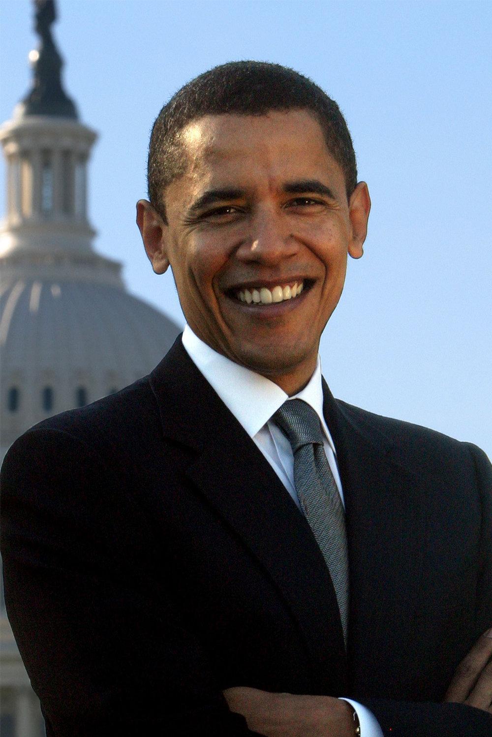 Copy of Barack Obama II