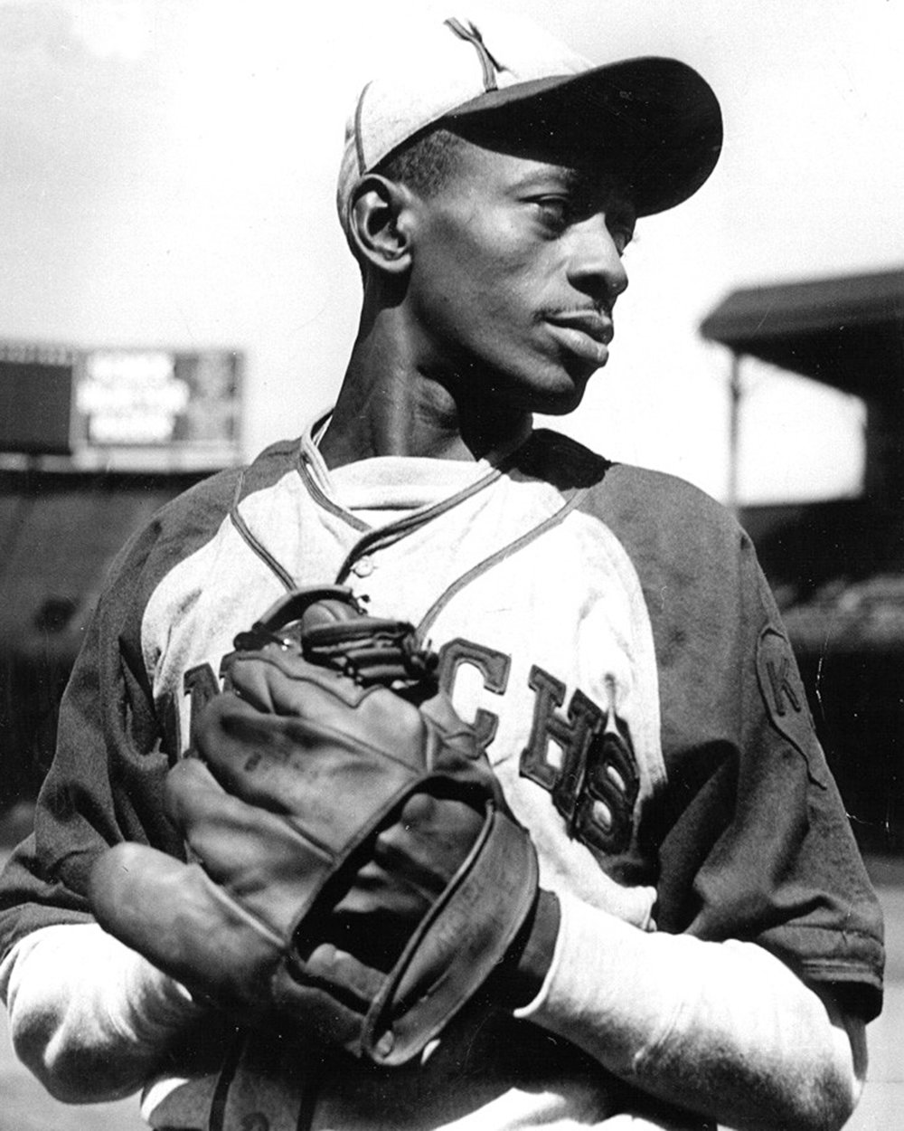 "Copy of Leroy Robert ""Satchel"" Paige"
