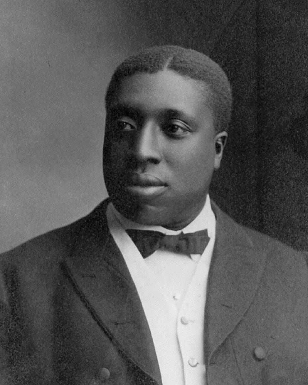 Bishop William T. Vernon
