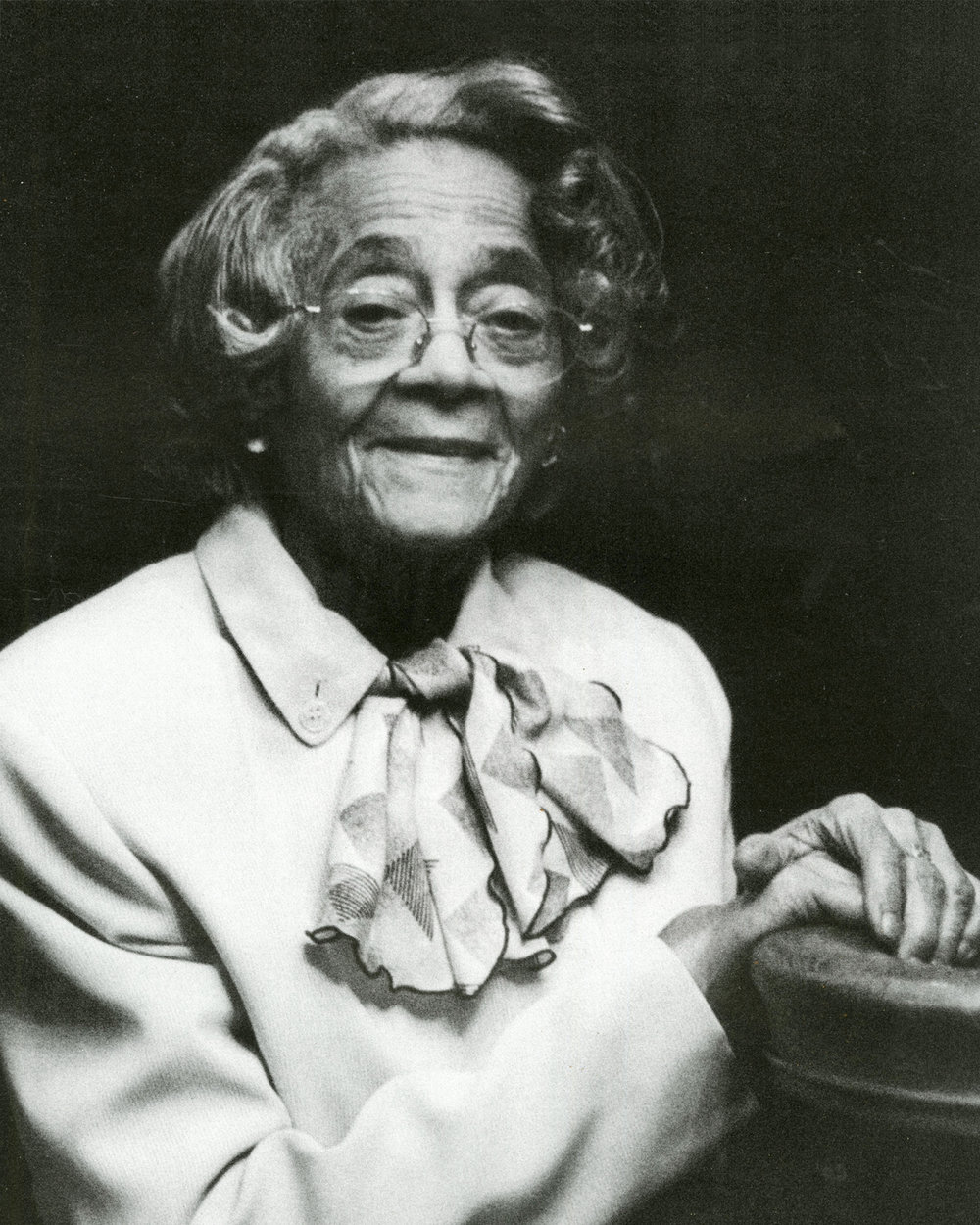 Copy of Gertrude Keith