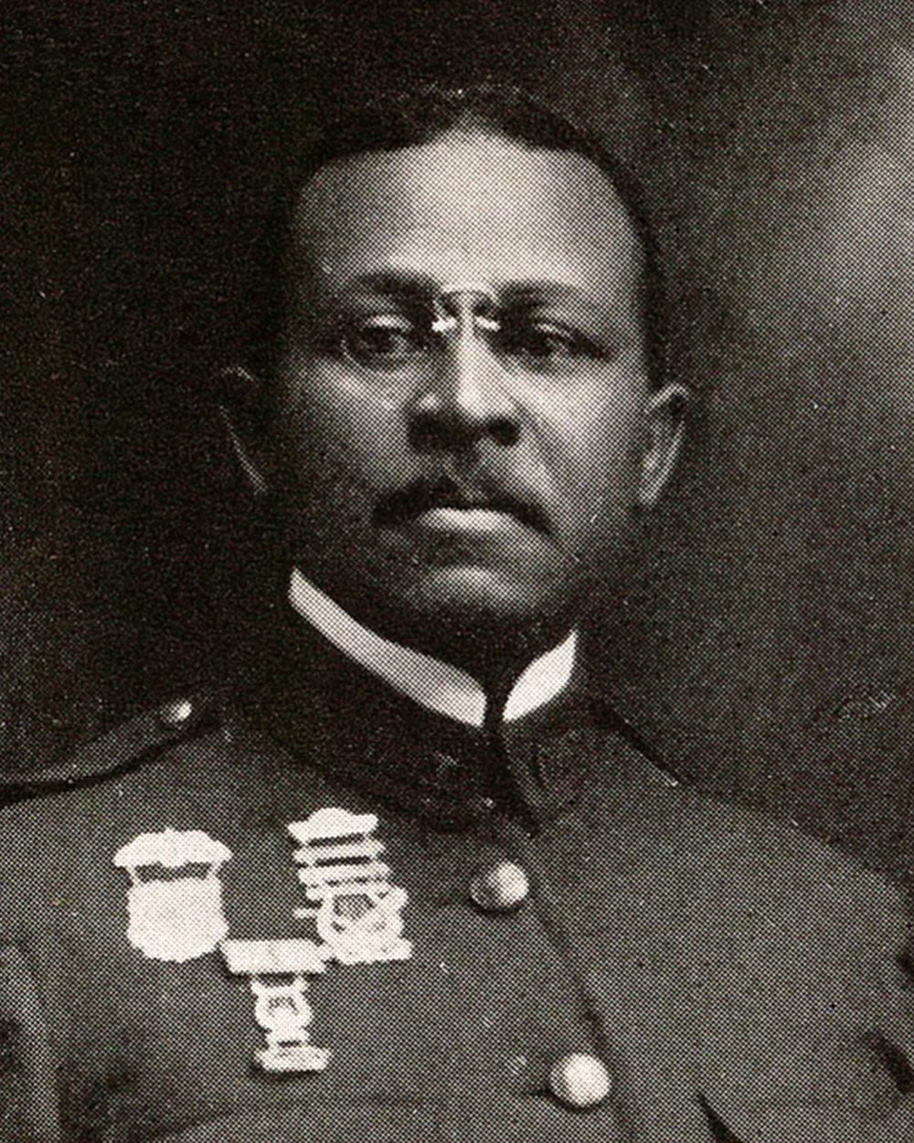 Major N. Clark Smith