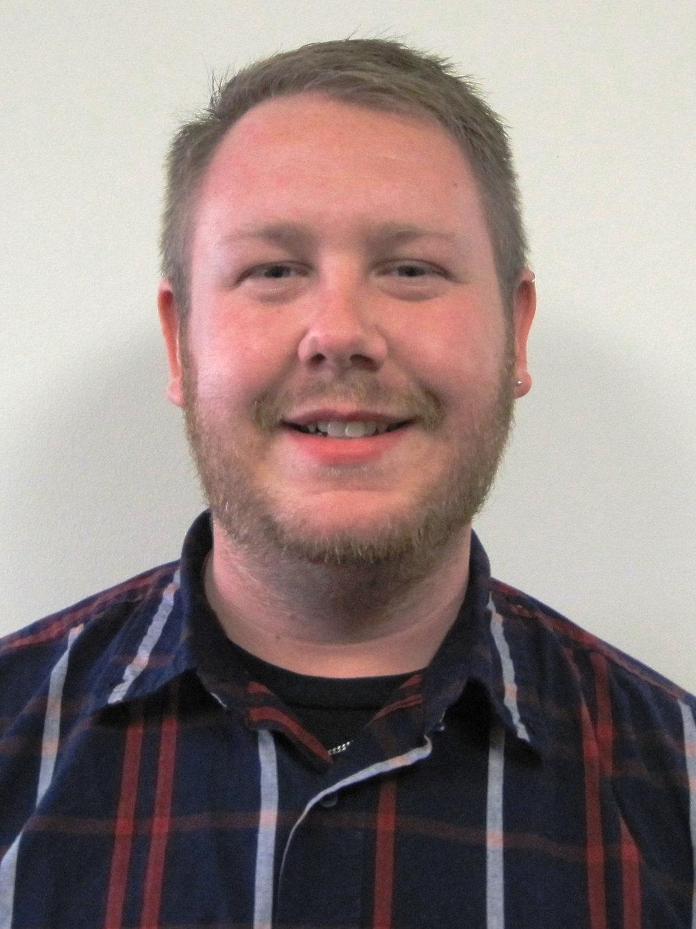 Matt Uppman, LINC Site Coordinator, Whittier Elementary