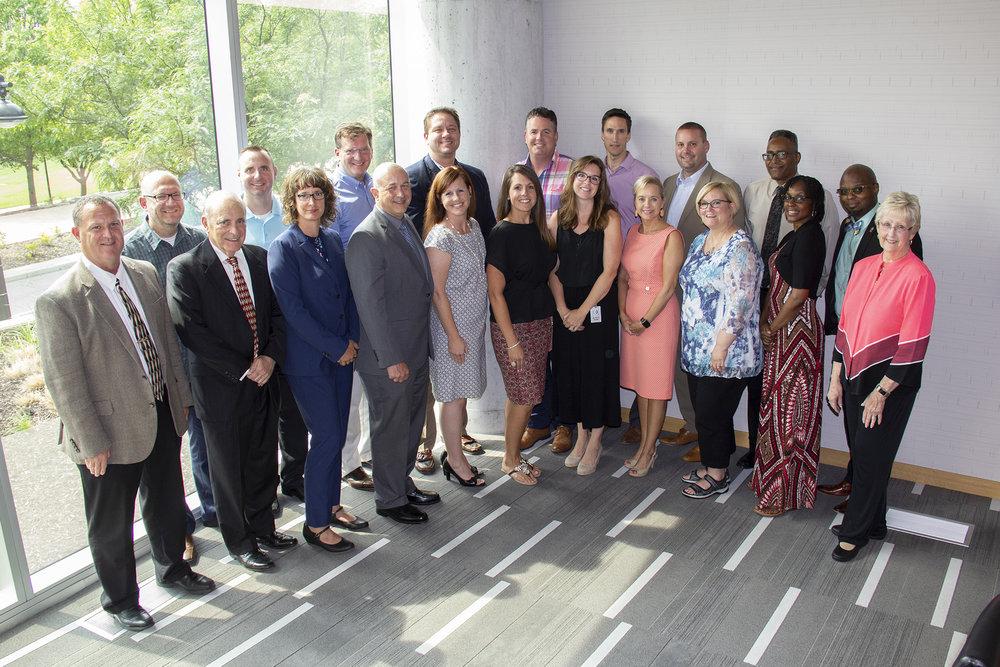 EPFP 2017-2018 Cohort.