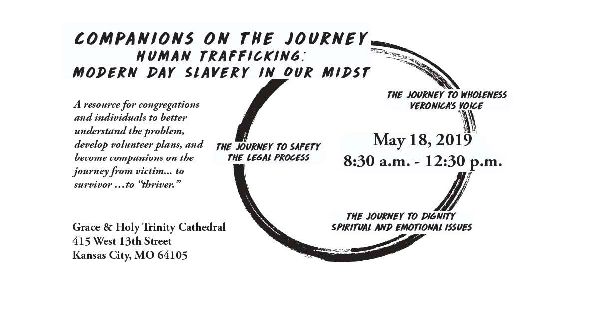 Human trafficking summit in KC to gather 'Companions on the