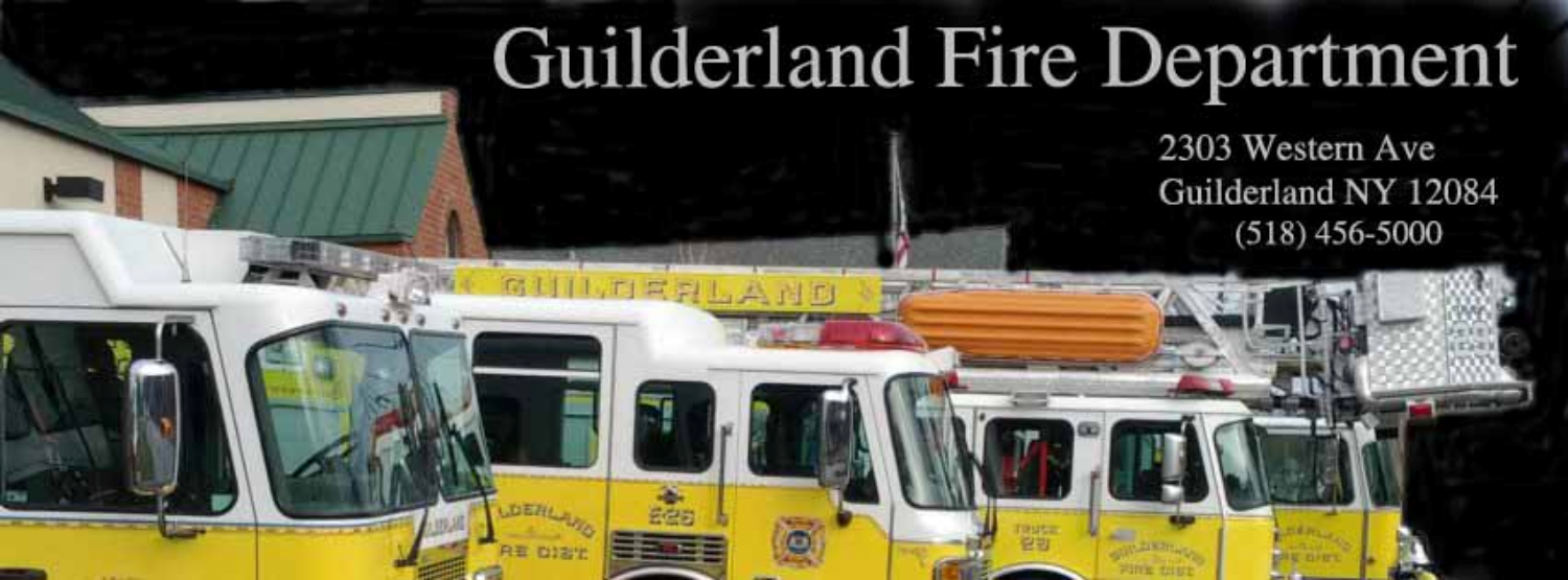 Guilderland Fire Department